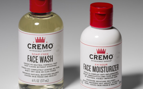 Cremo Personal Care Bottles