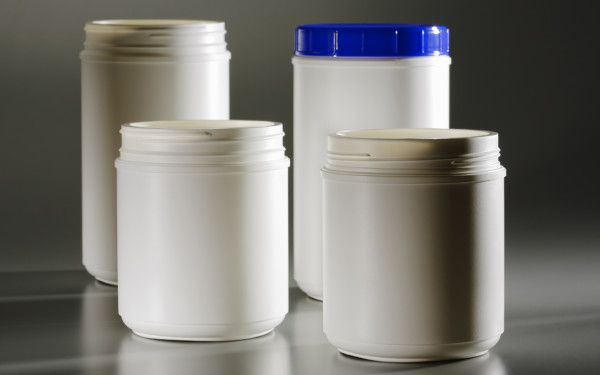 Sports Nutrition Canisters