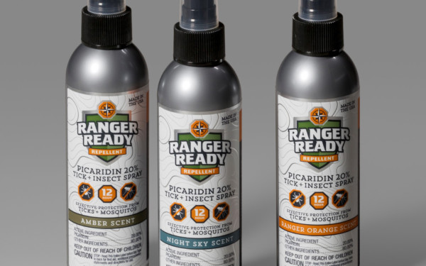 Ranger Ready Spray Bottles