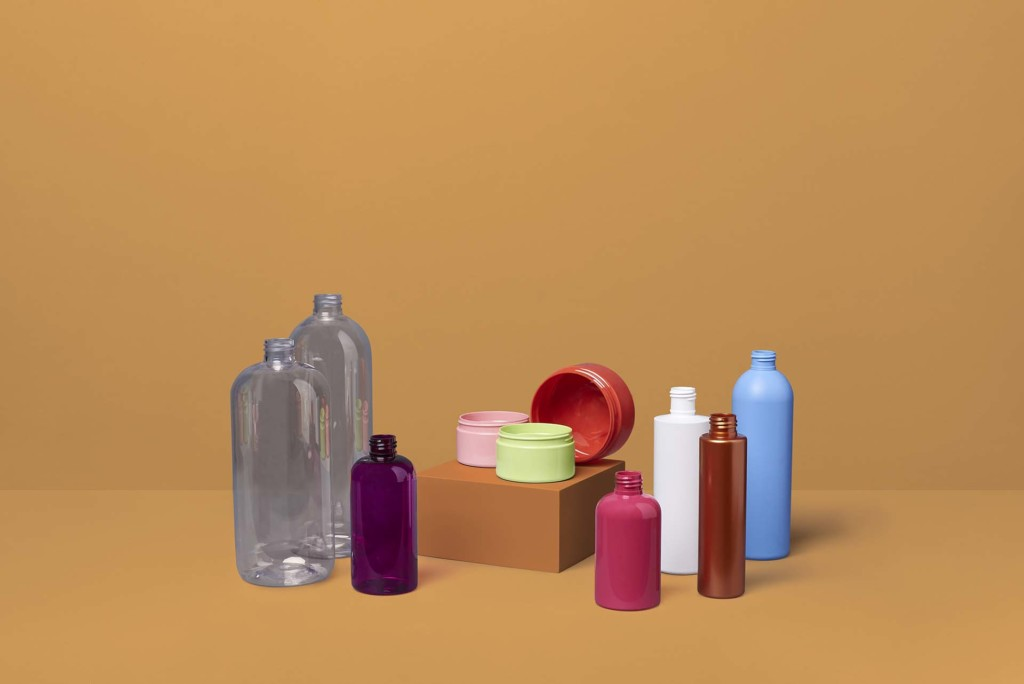 Personal Care Unfinished Bottles
