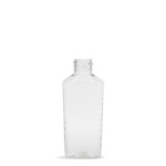 PET Tapered Oblong Bottle