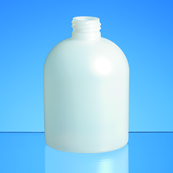 HDPE Squat Round Bottle
