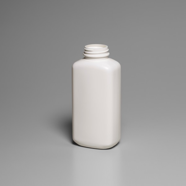 HDPE Antacid Bottle