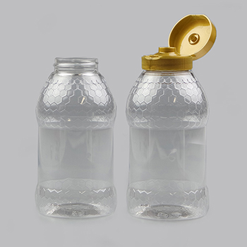 PET Honeycomb Squeezer Bottles