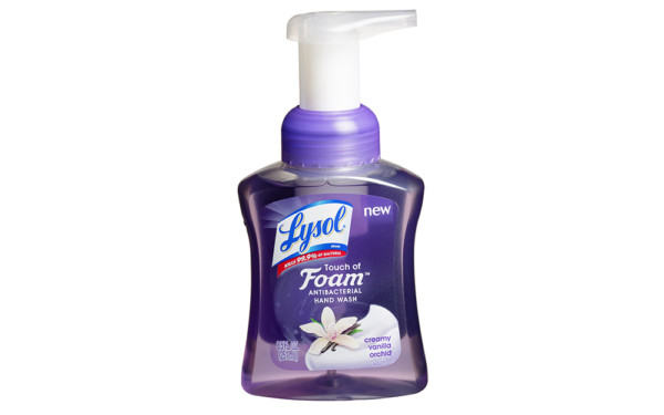Lysol Hand Wash Bottle