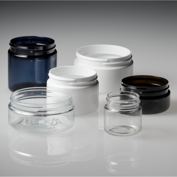 PET Small Jar Sample Pack Jars