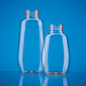 Clark Oblong Bottles