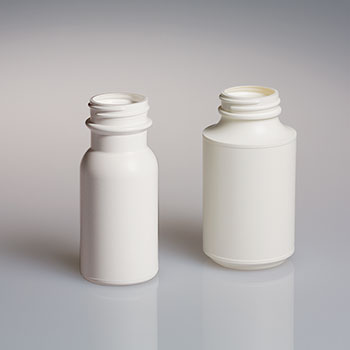 HDPE Apothecary Packers