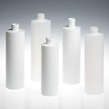 HDPE Personal Care Cylinders
